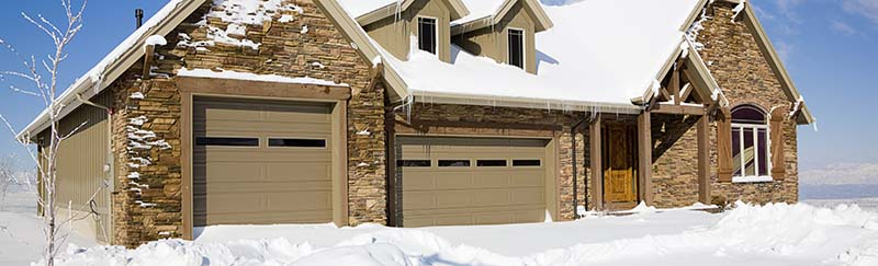 Winter & Your Garage Door