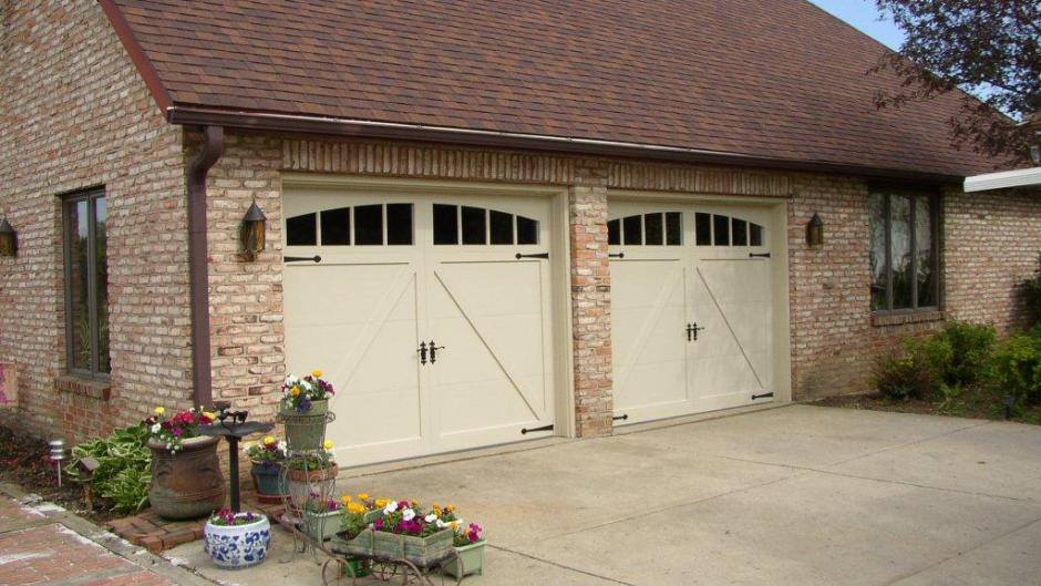 Carriage-House Garage Door