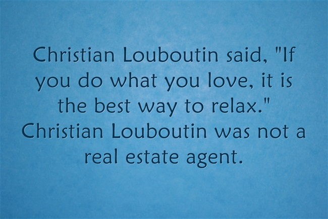 Real Estate Humour