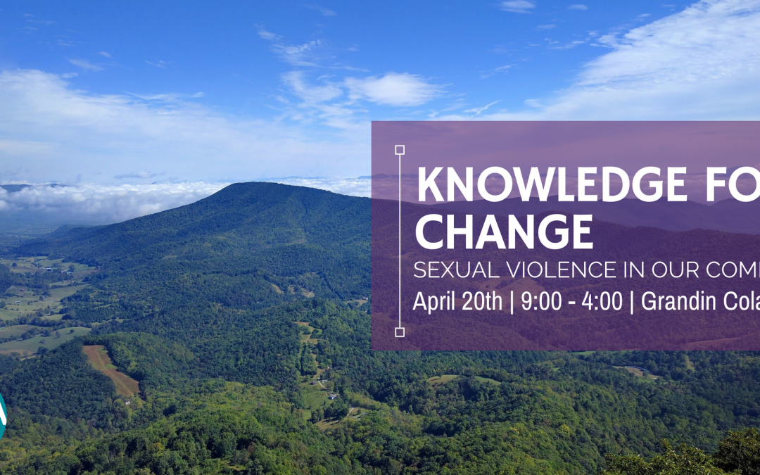 Knowledge for Change: Sexual Violence in Our Community