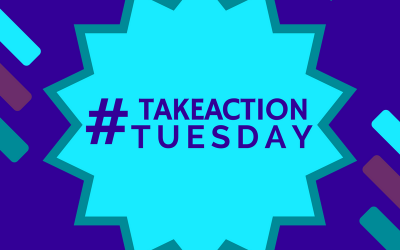 #TakeActionTuesday