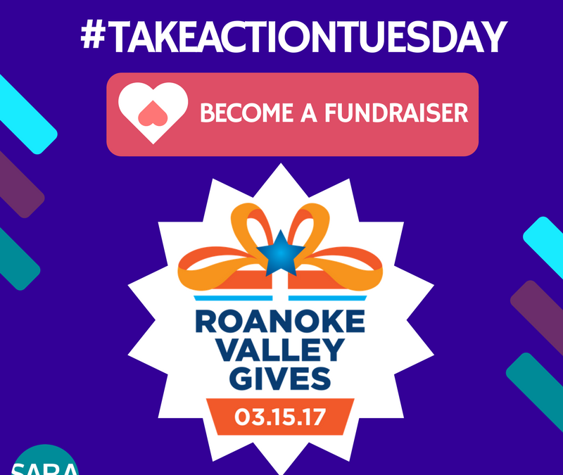 #TakeActionTuesday – 03.07.2017