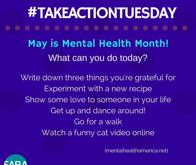 #TakeActionTuesday – 05.02.2017