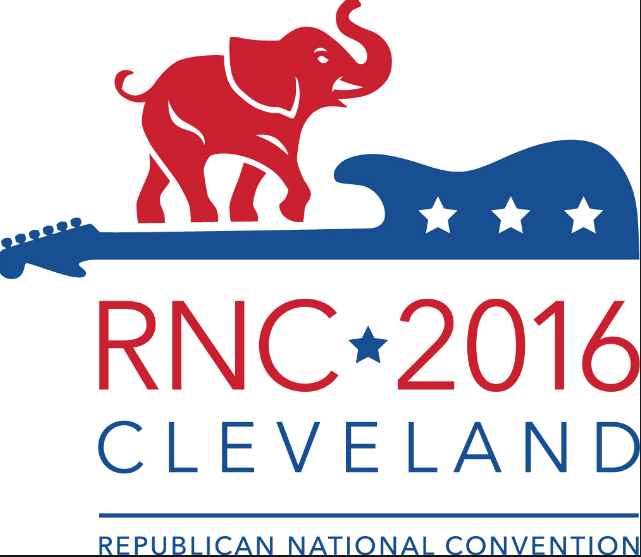 RNC National Convention Logo is Property of the RNC