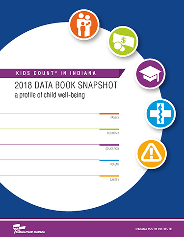 2018 Indiana KIDS COUNT® Data Book Snapshot
