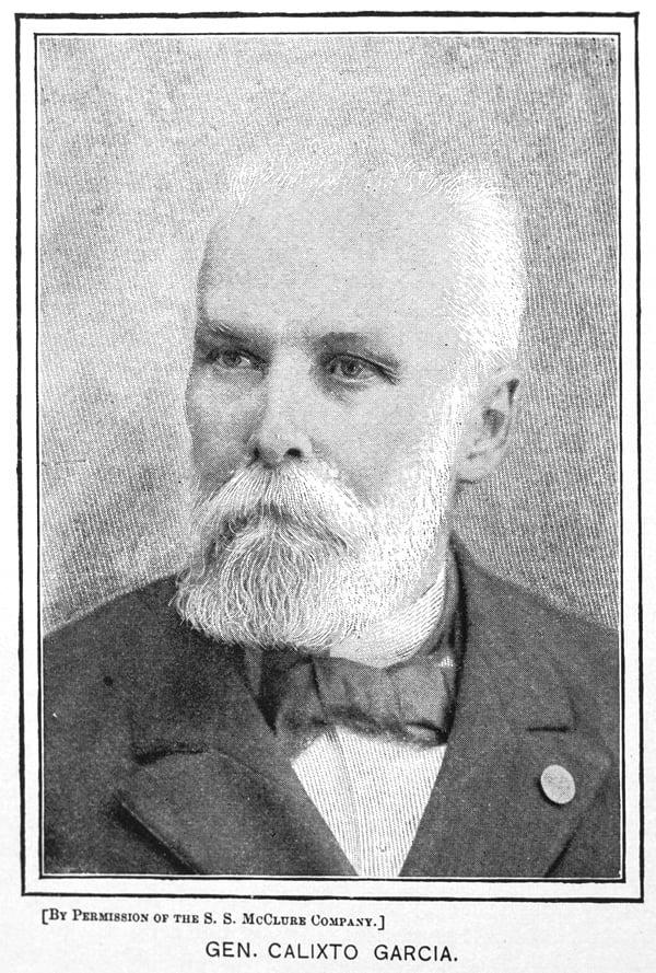 Gen. Calixto Garcia