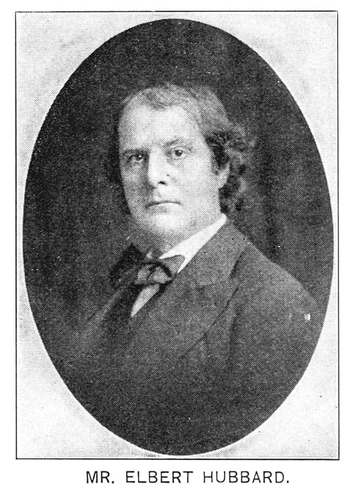 Mr. Elbert Hubbard