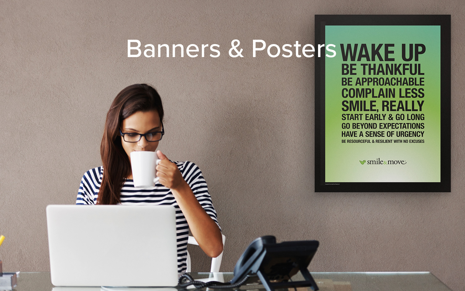 Posters, Prints, and Banners