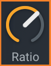 Compressor Ratio knob