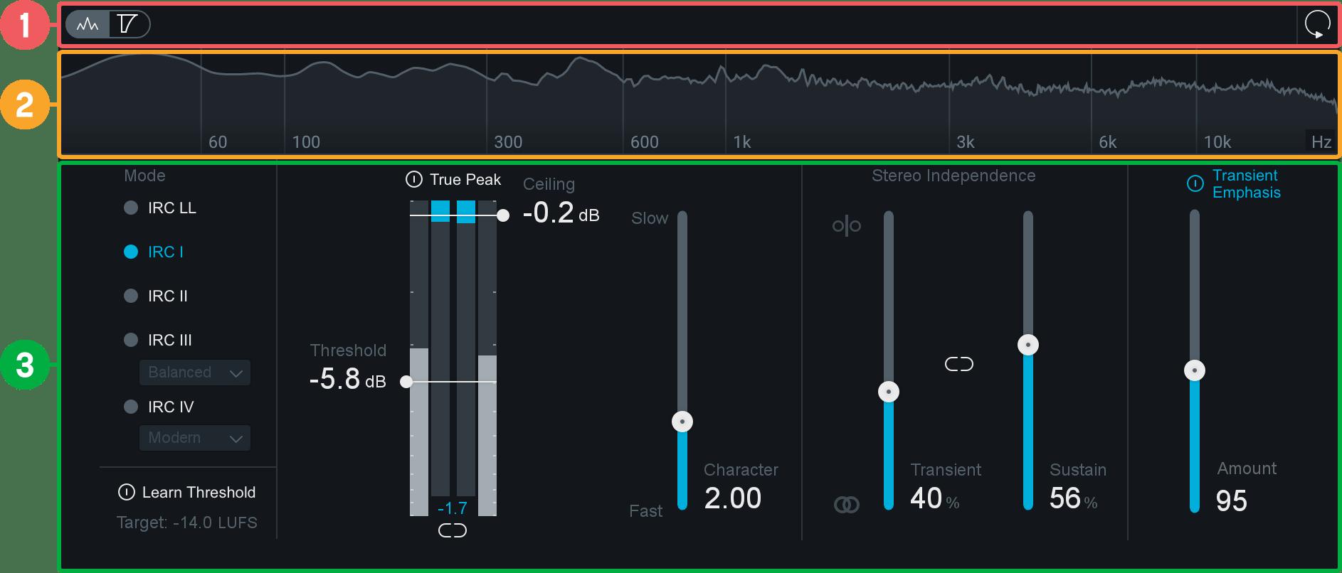 Maximizer Interface