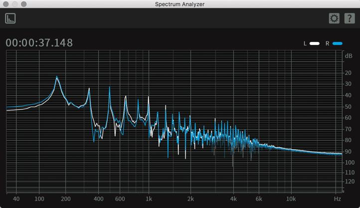 Spectrum Analyzer - Help Documentation