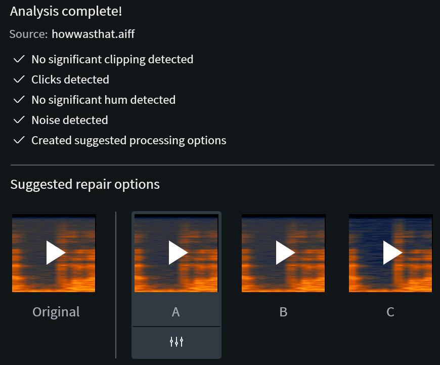 RX 7 Help Documentation - RX 7 Help