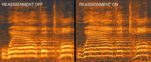 Spectrogram/Waveform Display - RX 7 Help