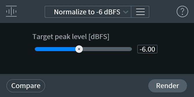 Normalize Module Interface