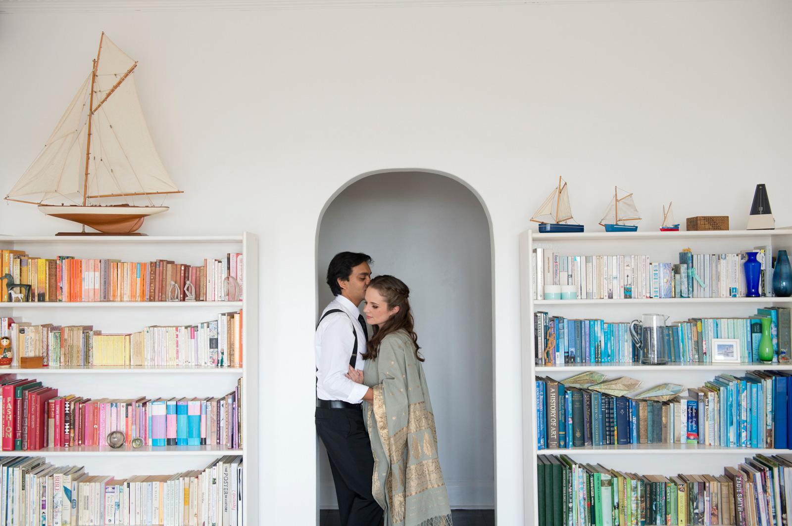 Engagement shoot in Berea flat