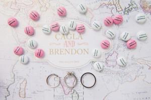 Wedding Rings Oyster Box