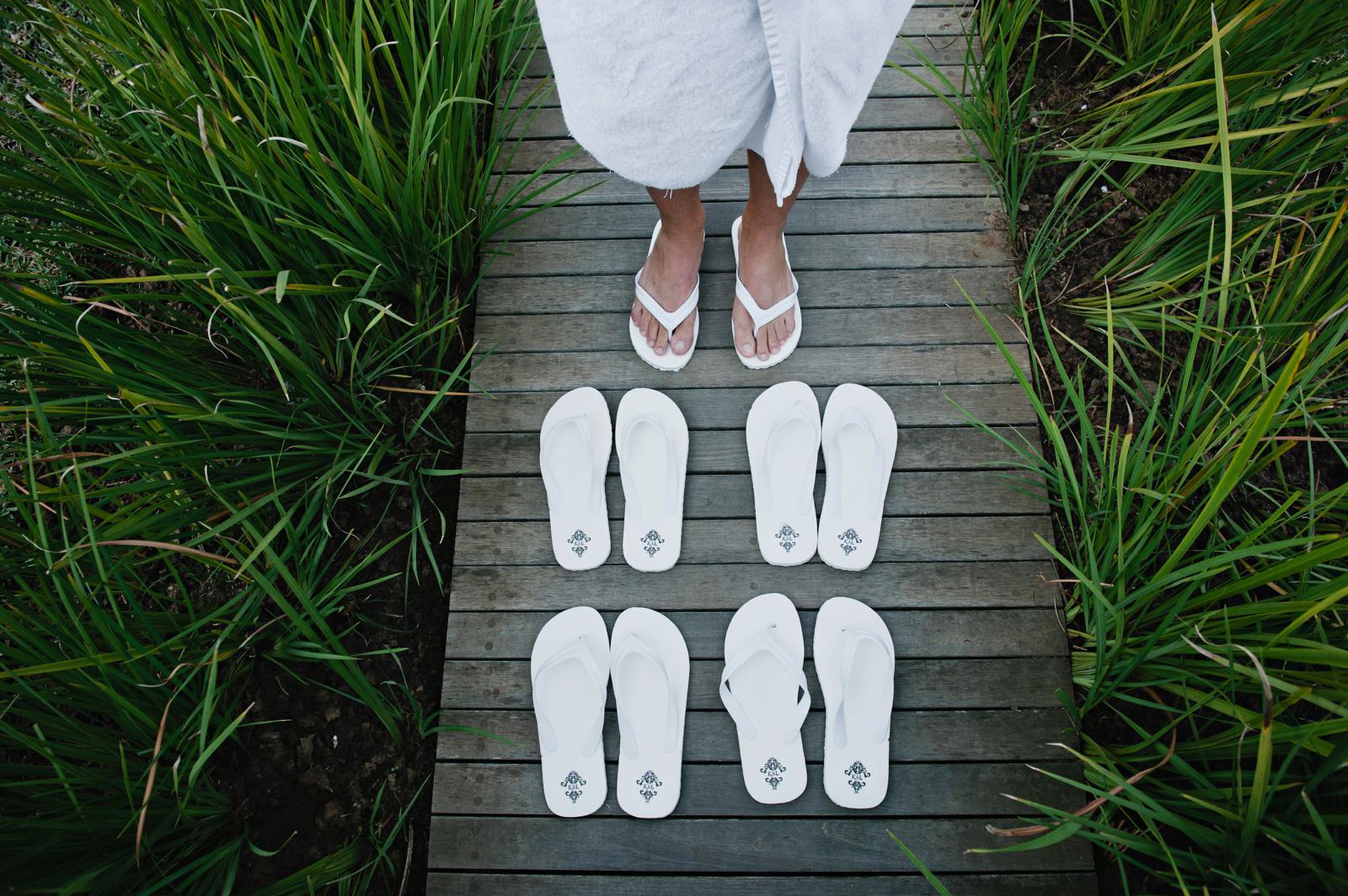wedding slops
