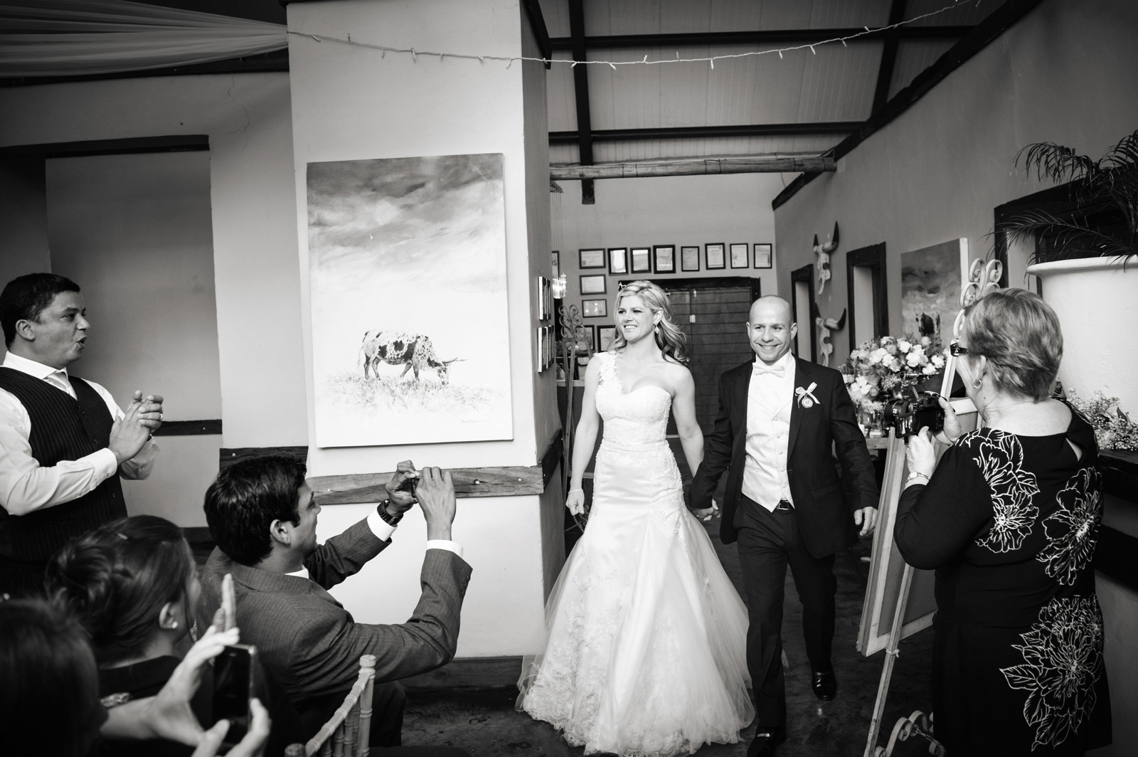 Woodridge KZN Wedding Reception