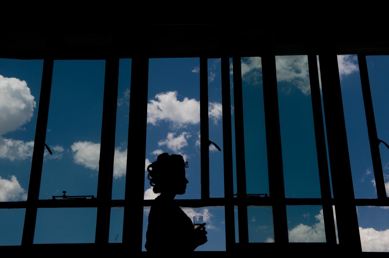 cloud silhouette