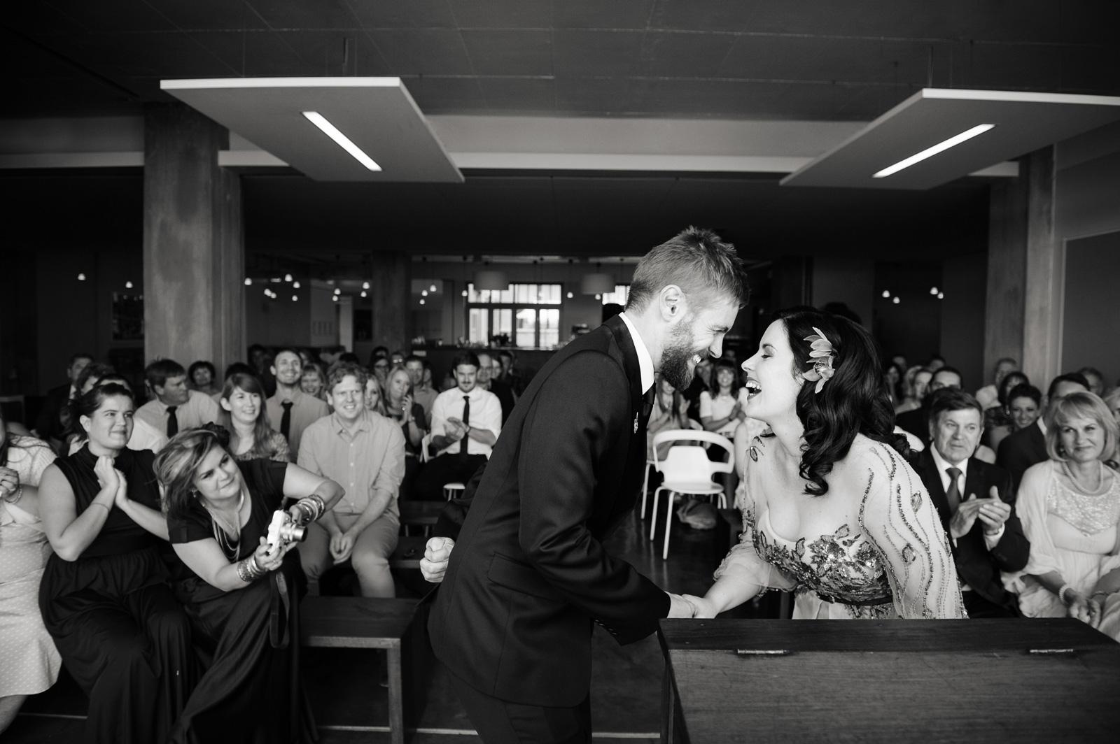 retro wedding