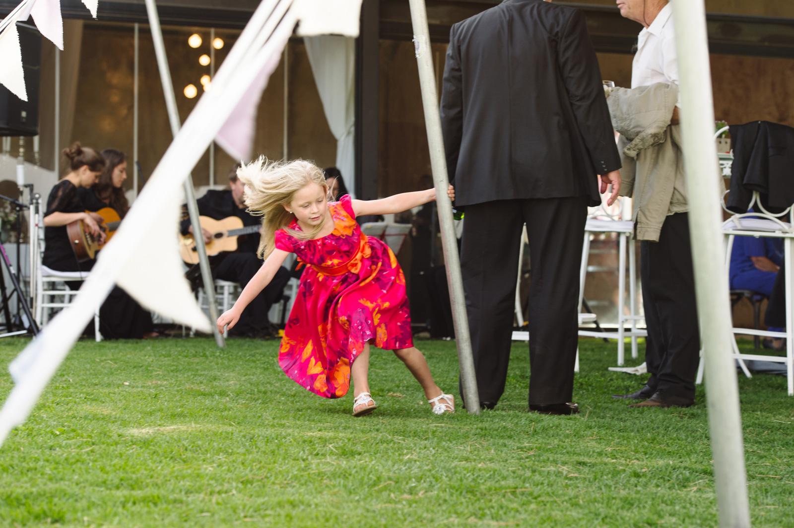 girl spinning