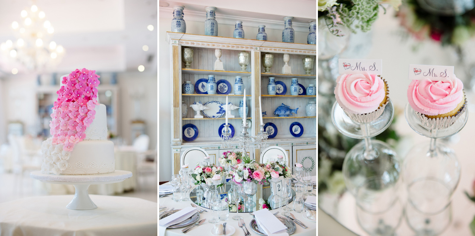 the oyster box hotel wedding photography decor