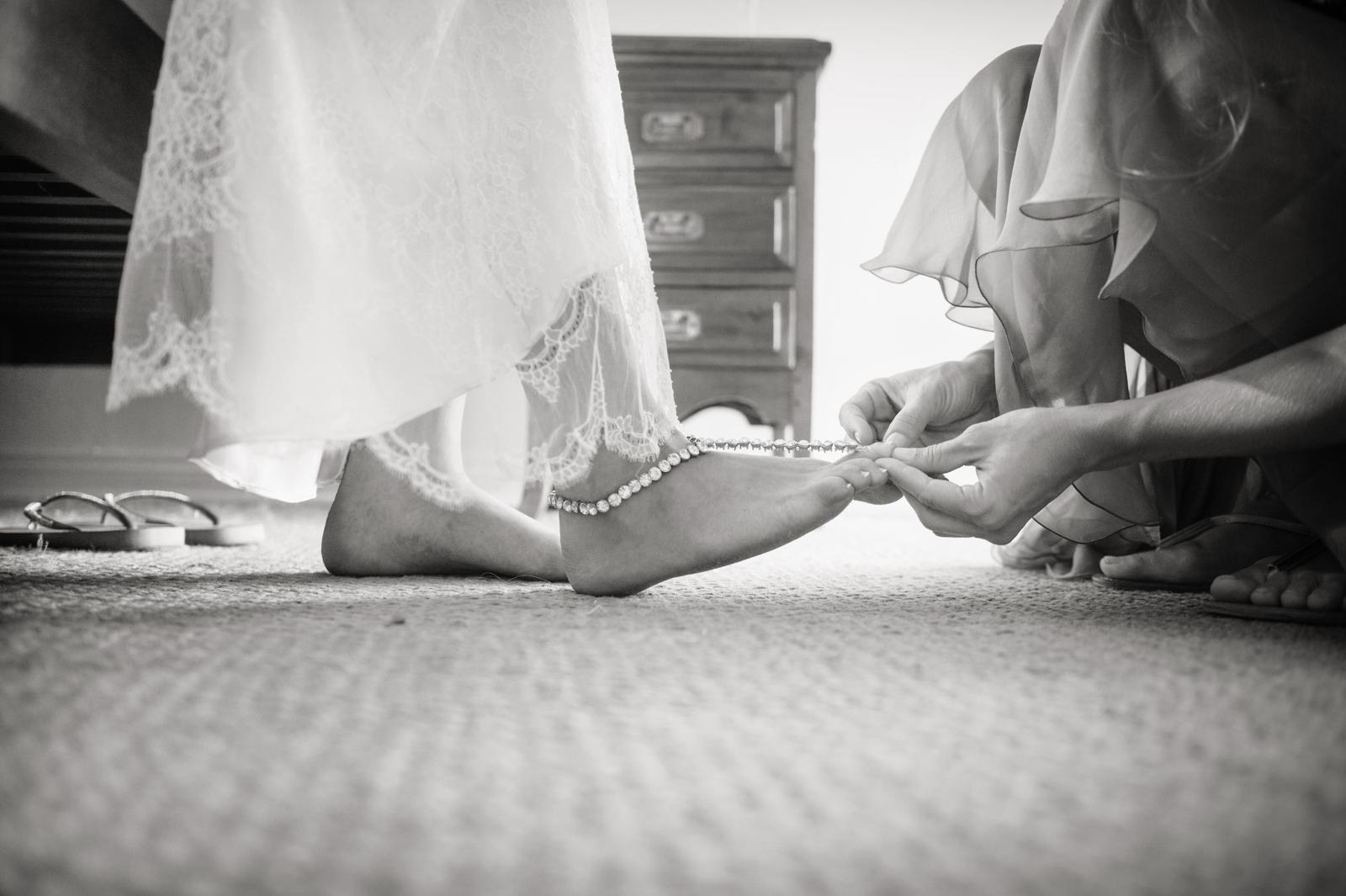 Cape St Francis Wedding Documentary Wedding Photographer Bride