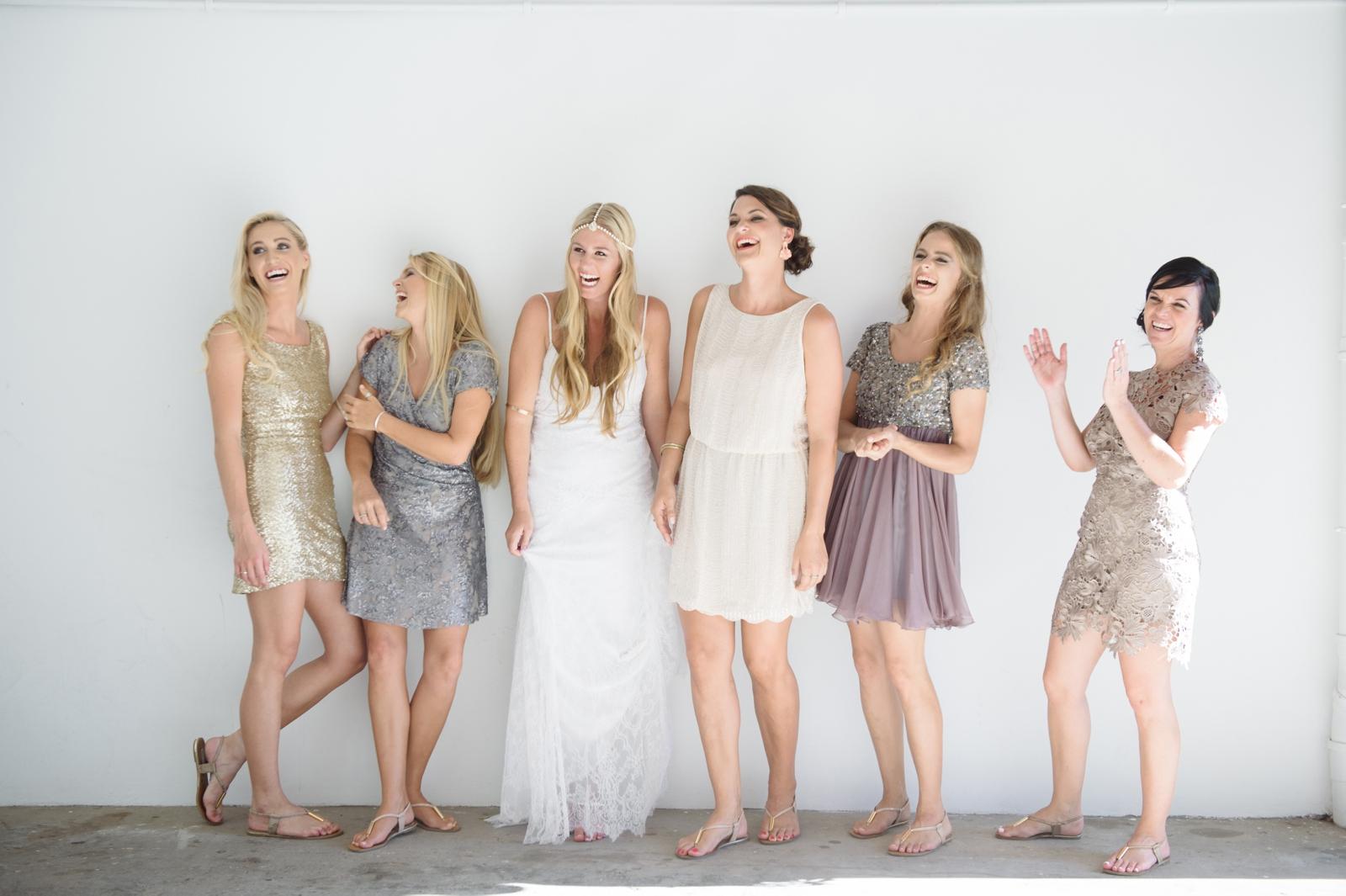 Cape St Francis Wedding Documentary Wedding Photography Bridal party