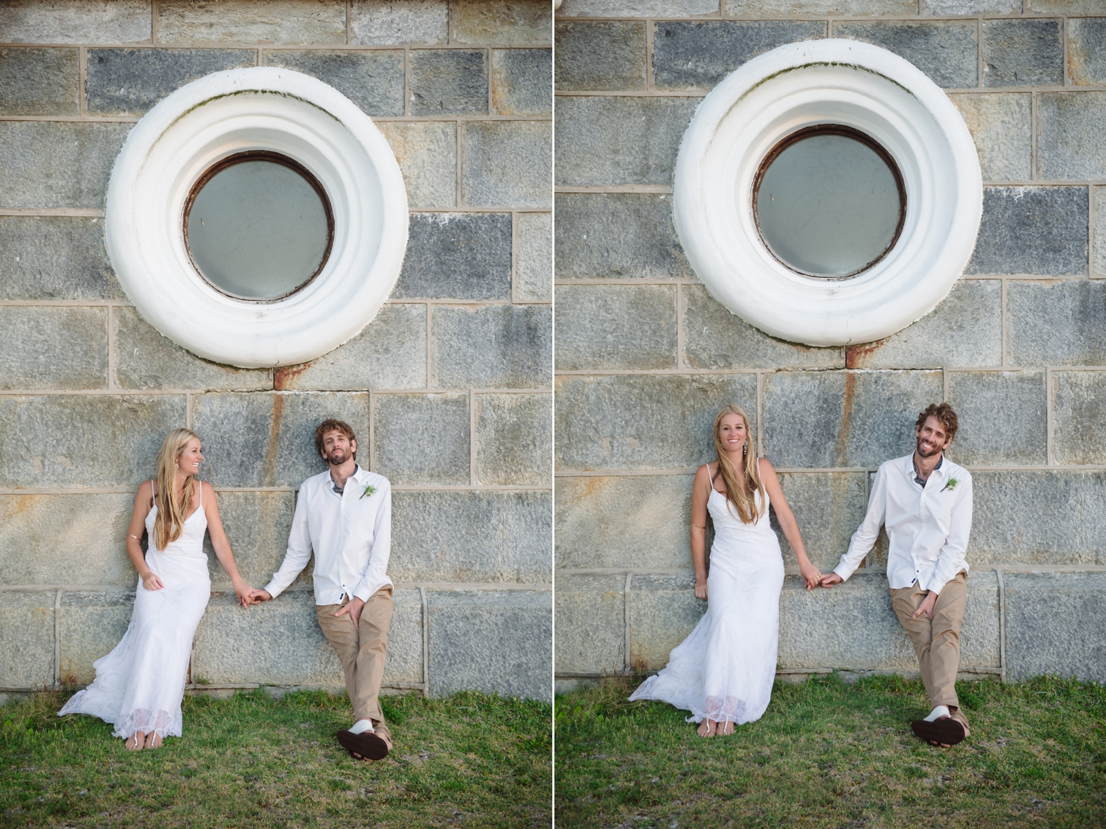 Cape St Francis Wedding Documentary Wedding Photography Couple Creative Shoot