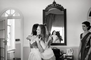 Hindu Christian Wedding Documentary Wedding Photographer