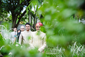 Hindu Christian Wedding Documentary Wedding Photographer Groom