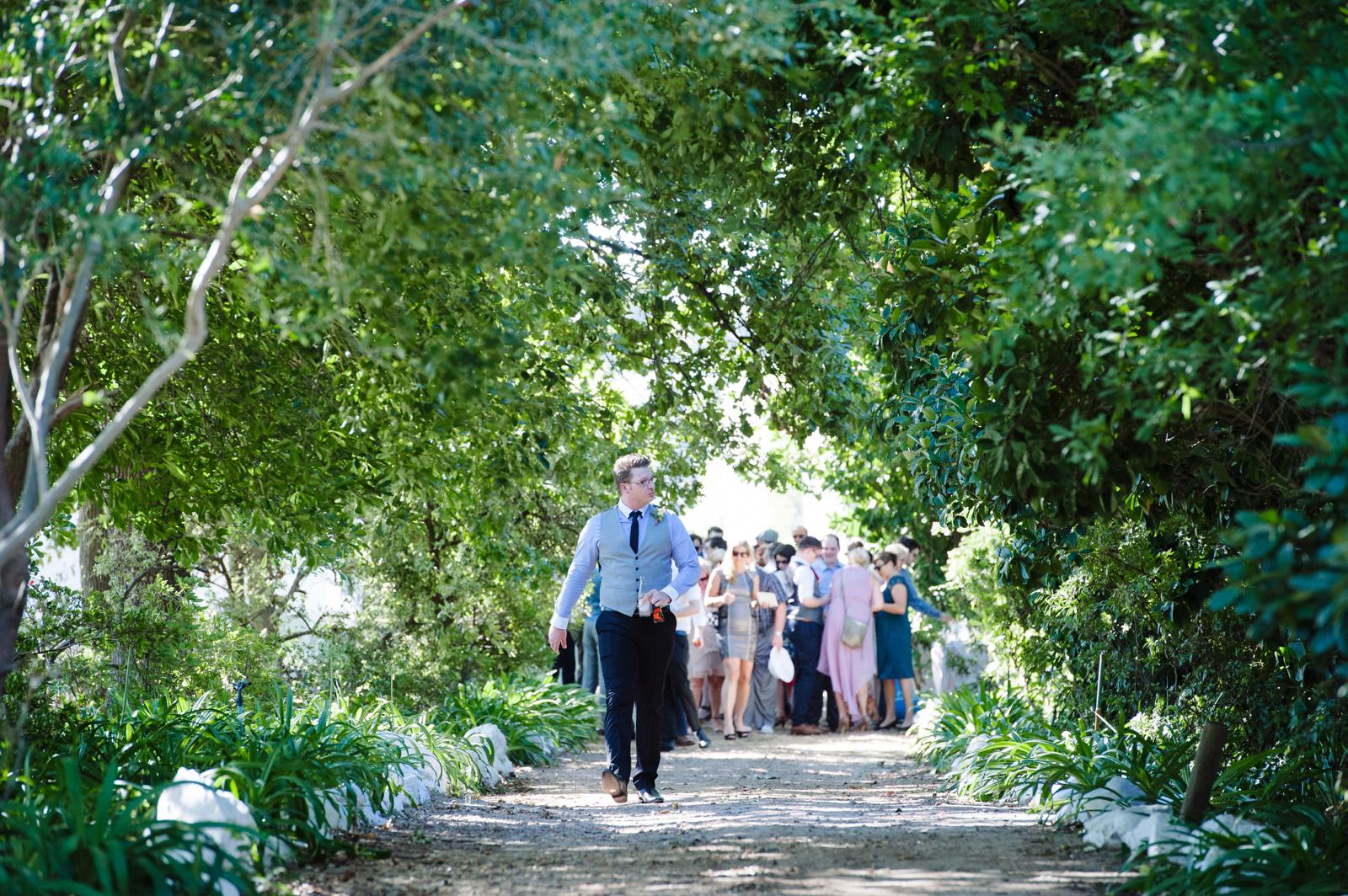 Vrede en Lust Cape Wedding Documentary Wedding Photography Ceremony