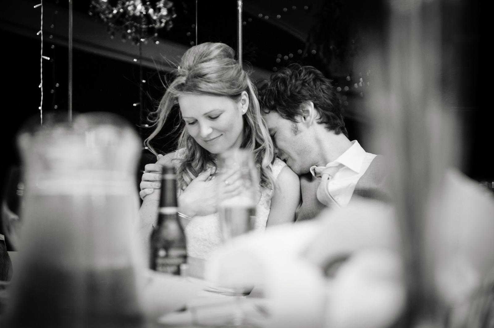 Vrede en Lust Cape Wedding Documentary Wedding Photography Reception Bride and Groom