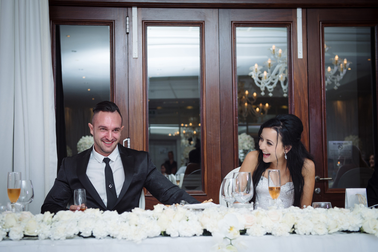 The Oyster Box Hotel Documentary Portuguese Wedding Photography Reception