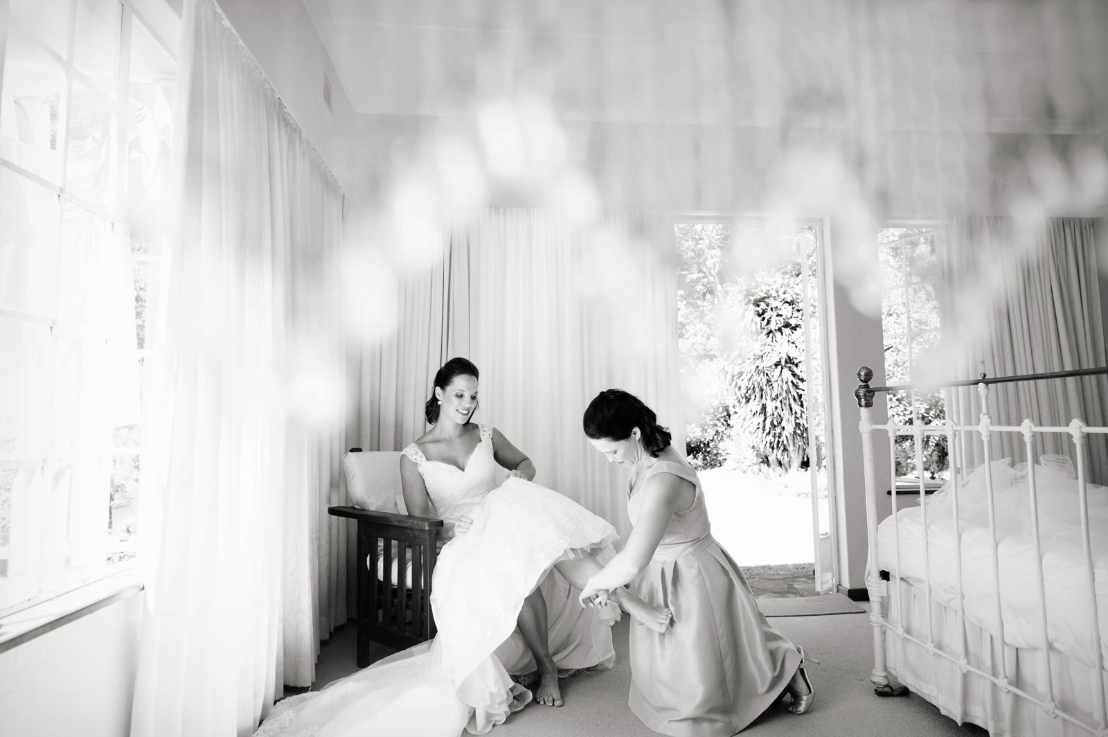 Talloula Documentary Wedding Photography Bride