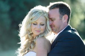 Midlands wedding bride and groom