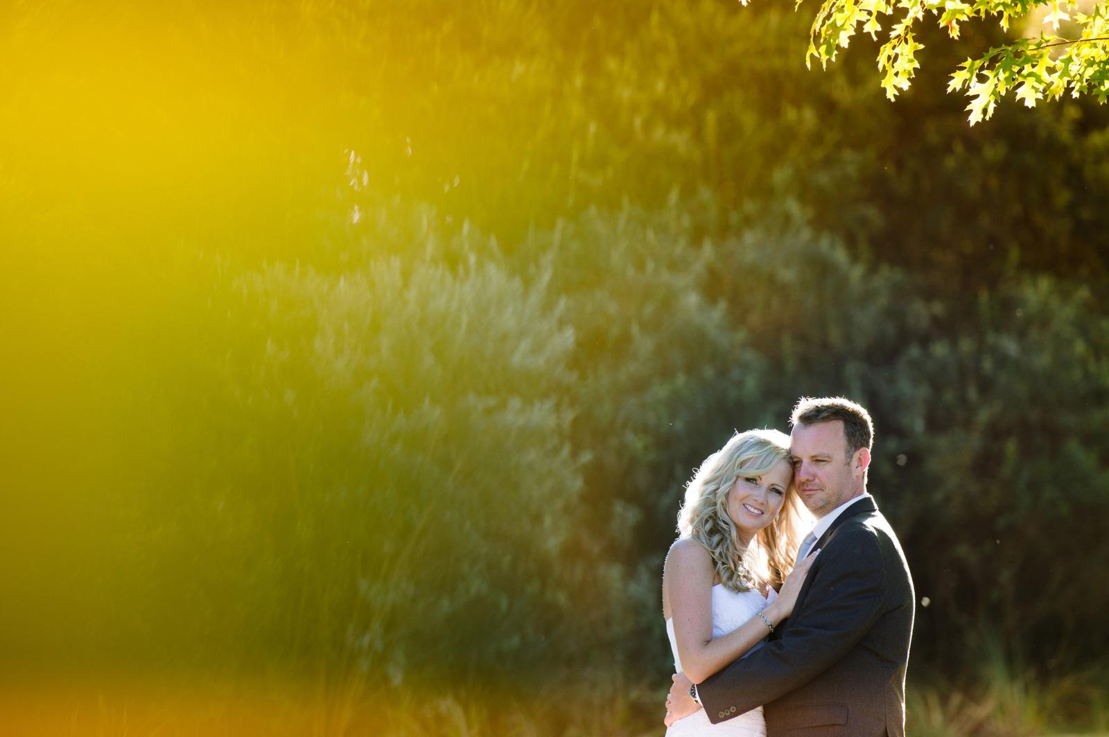 bride and groom Midlands wedding