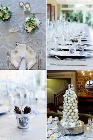 Midlands wedding decor