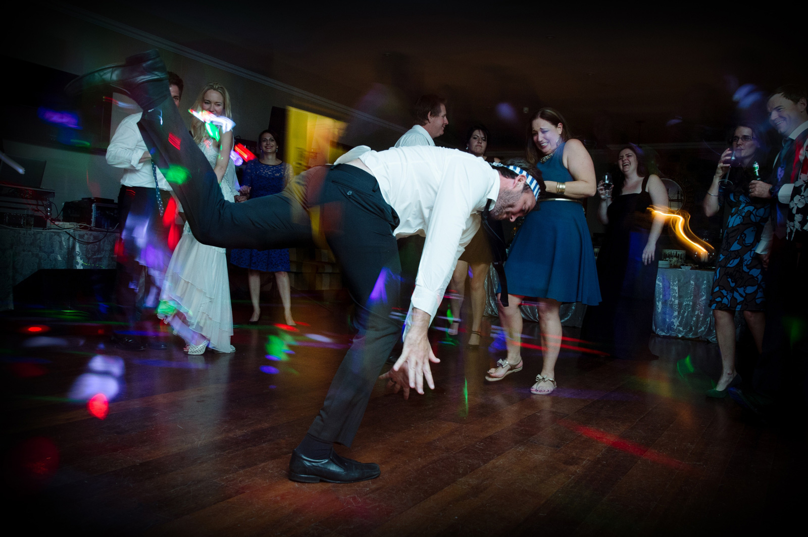 Midlands wedding dancing