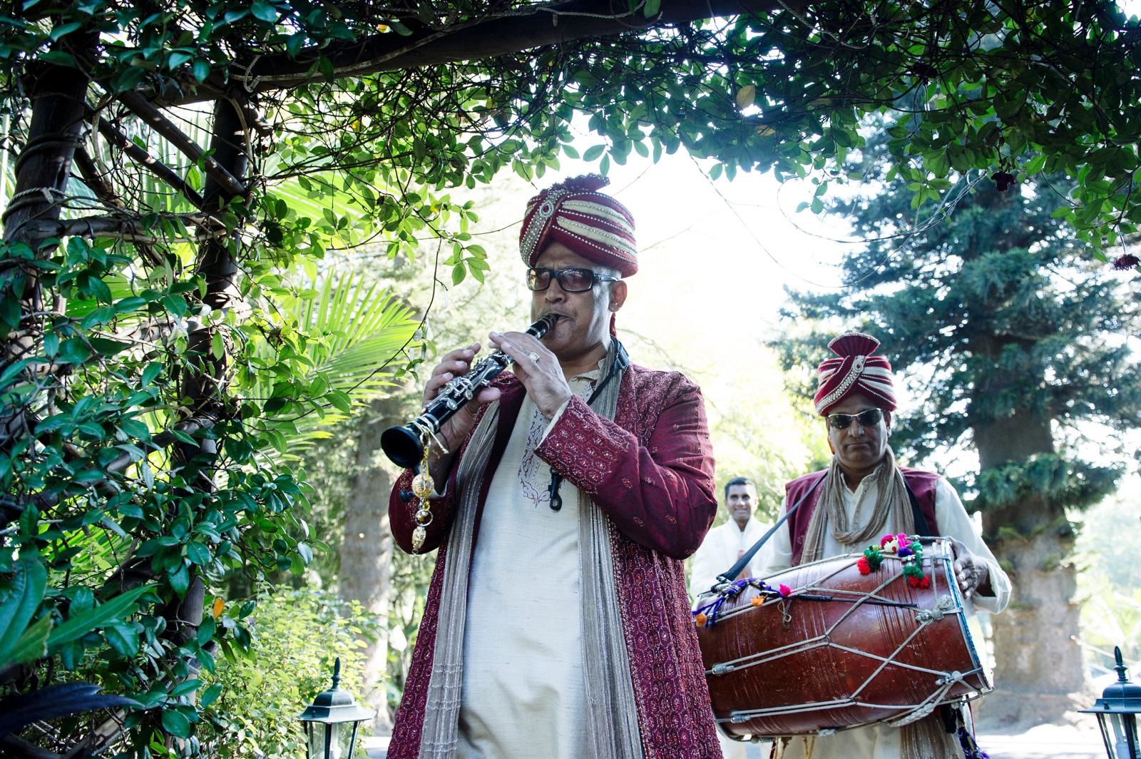 hindu music at wedding