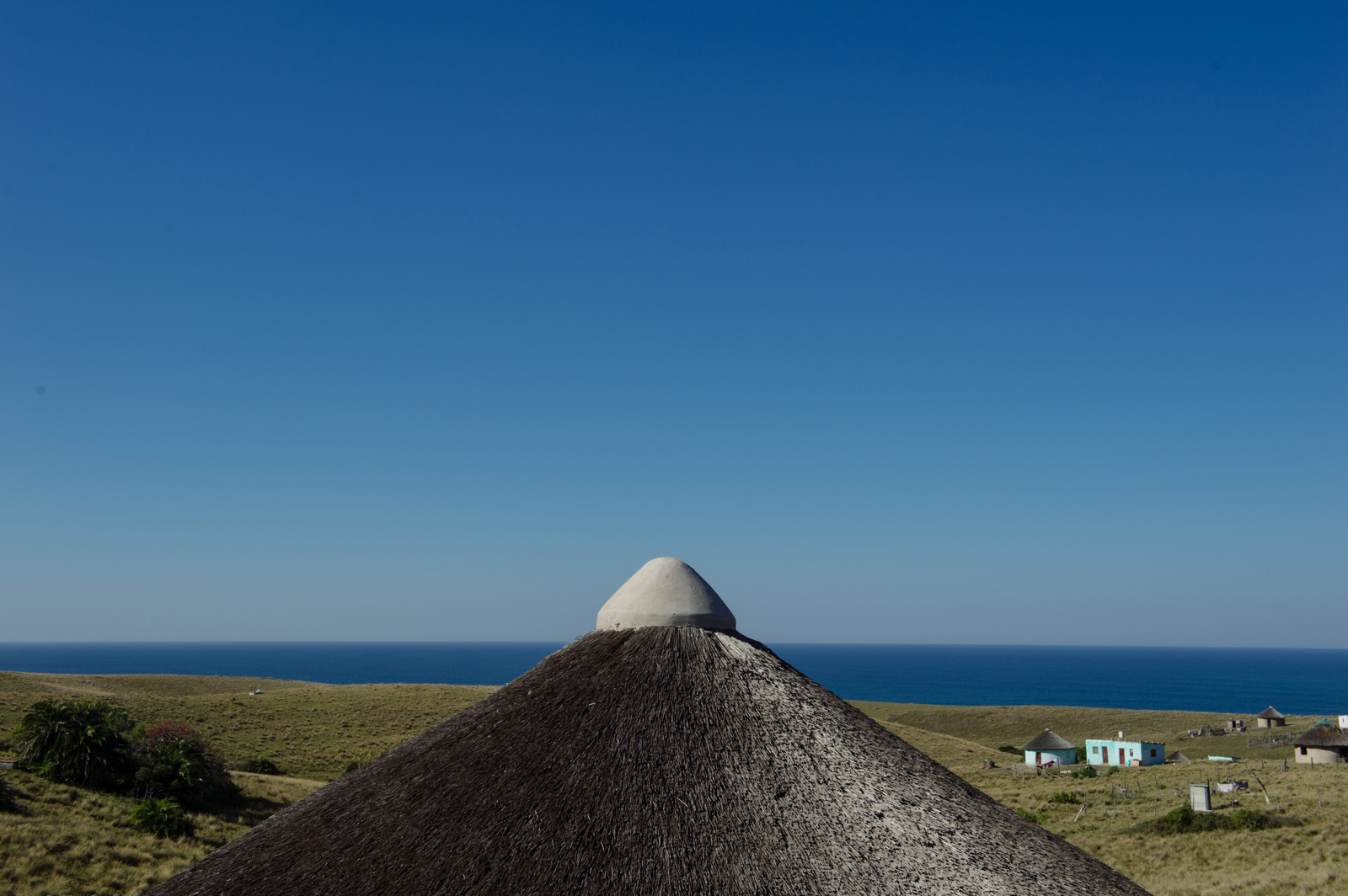 hut in transkei