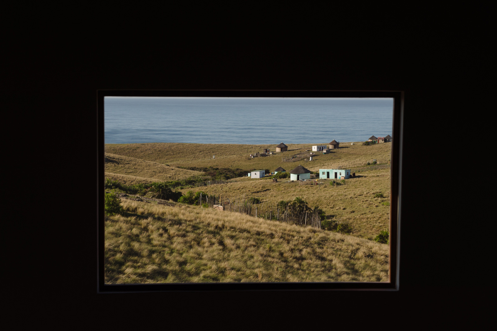 view of the transkei
