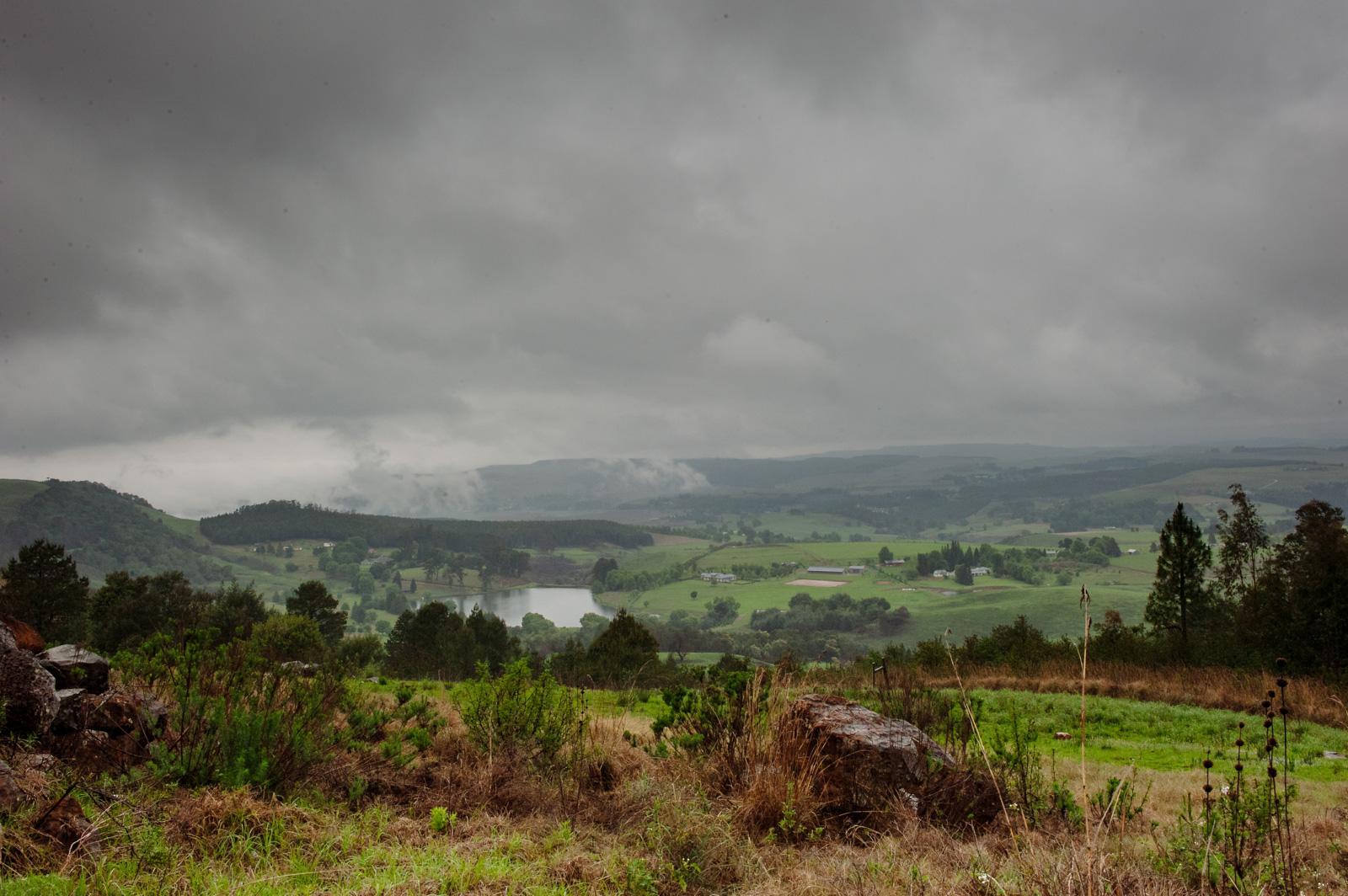 Netherwood in the rain
