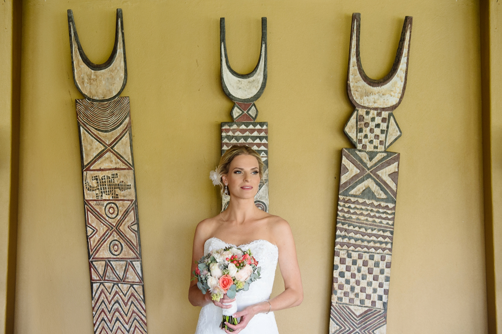 Safari Bride