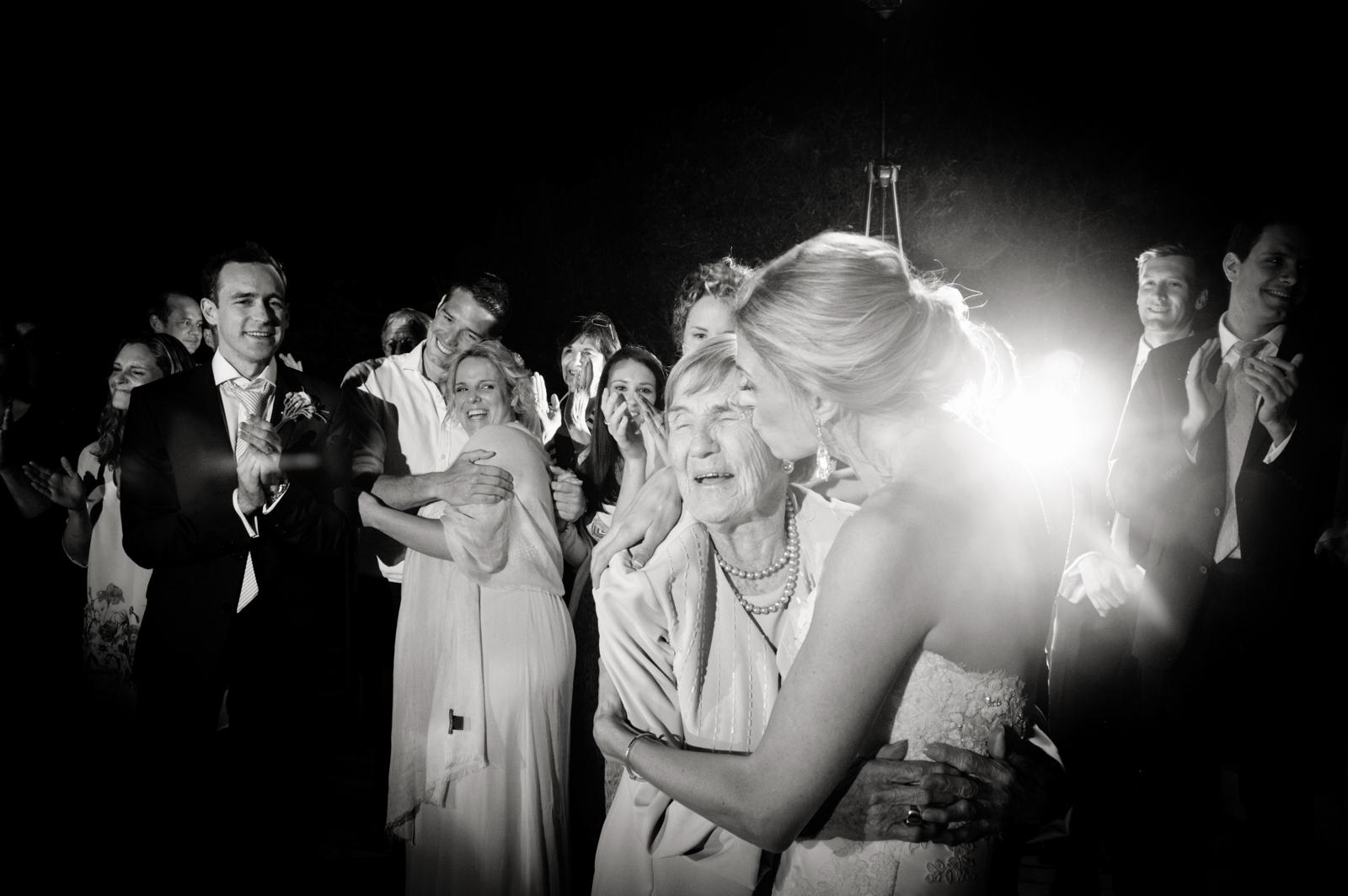 Bride and Gran