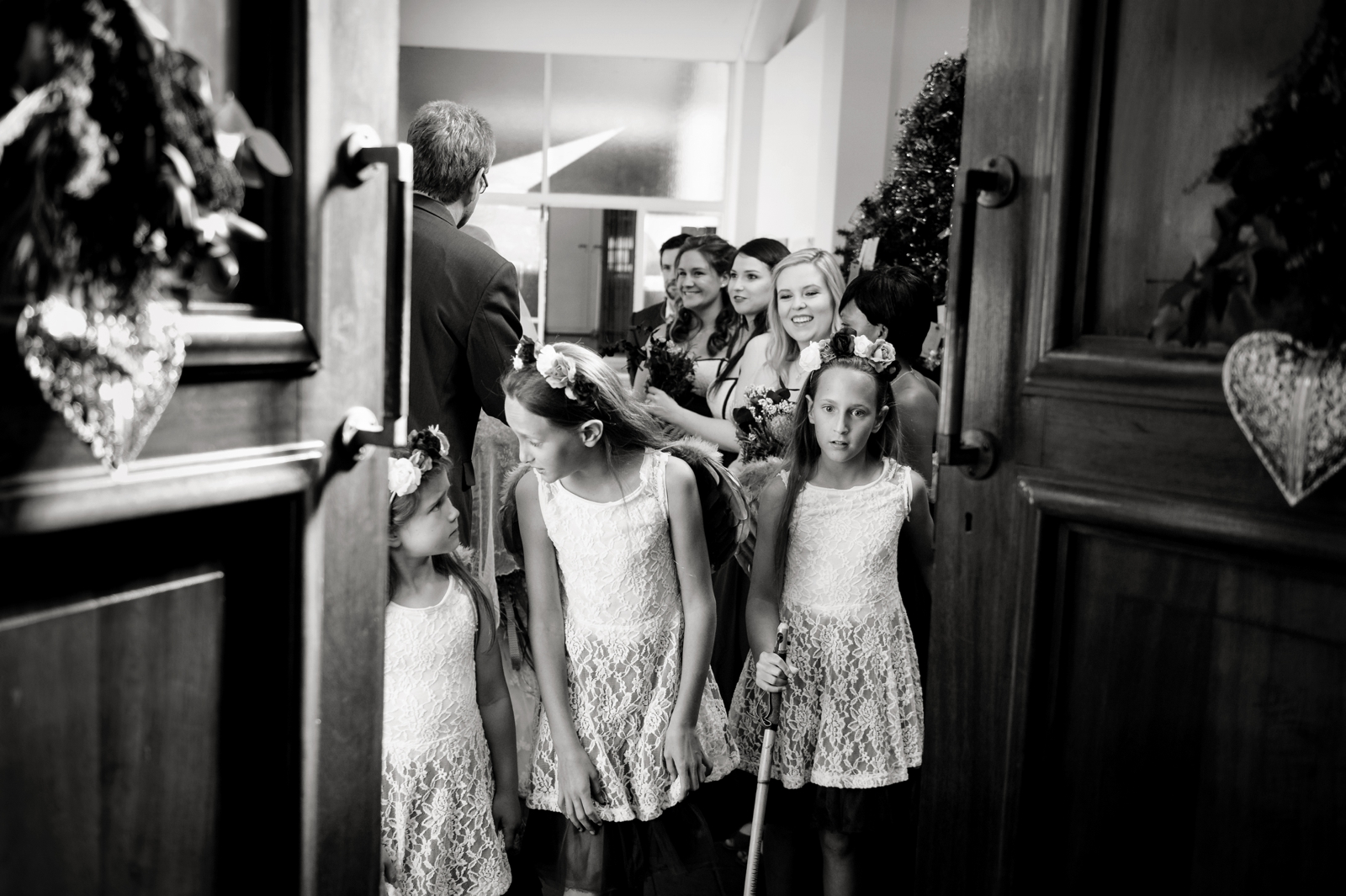 Wedding procession
