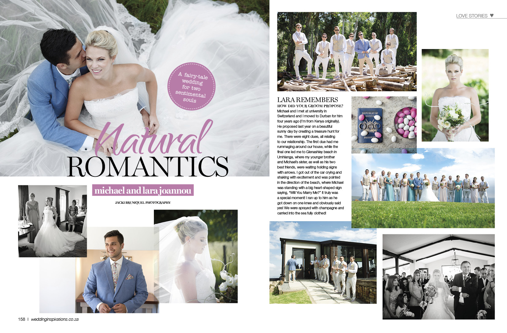 Published Wedding Photographer
