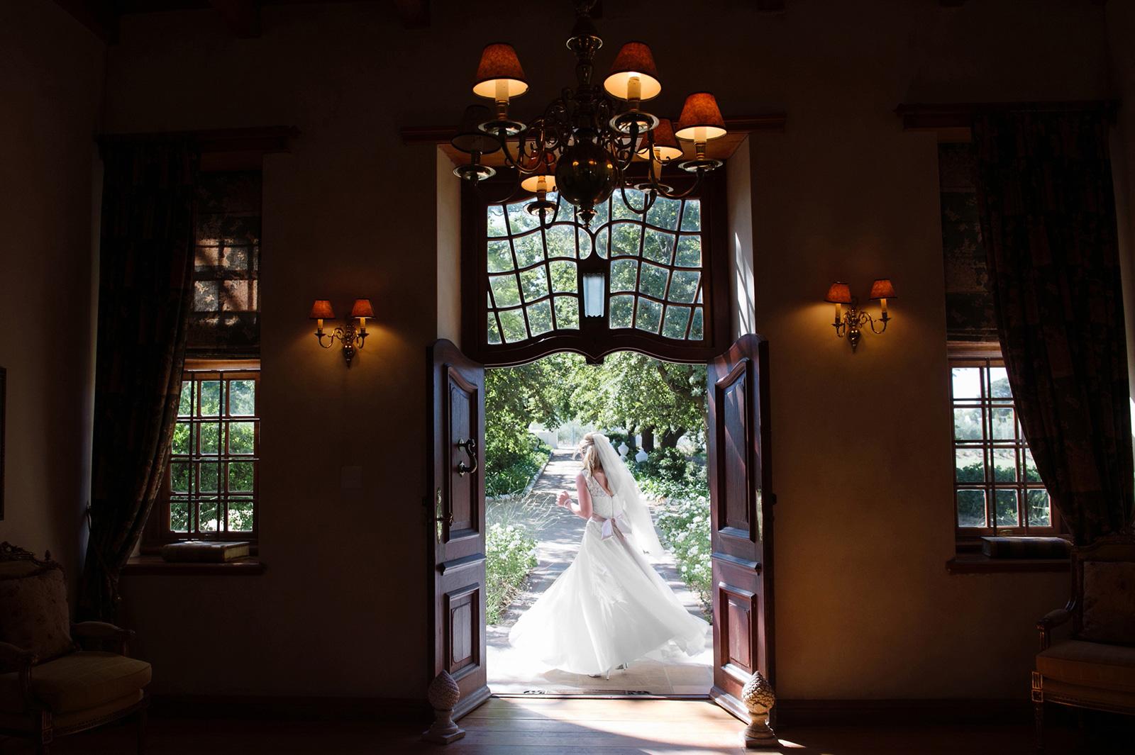 Historical wedding fairytale