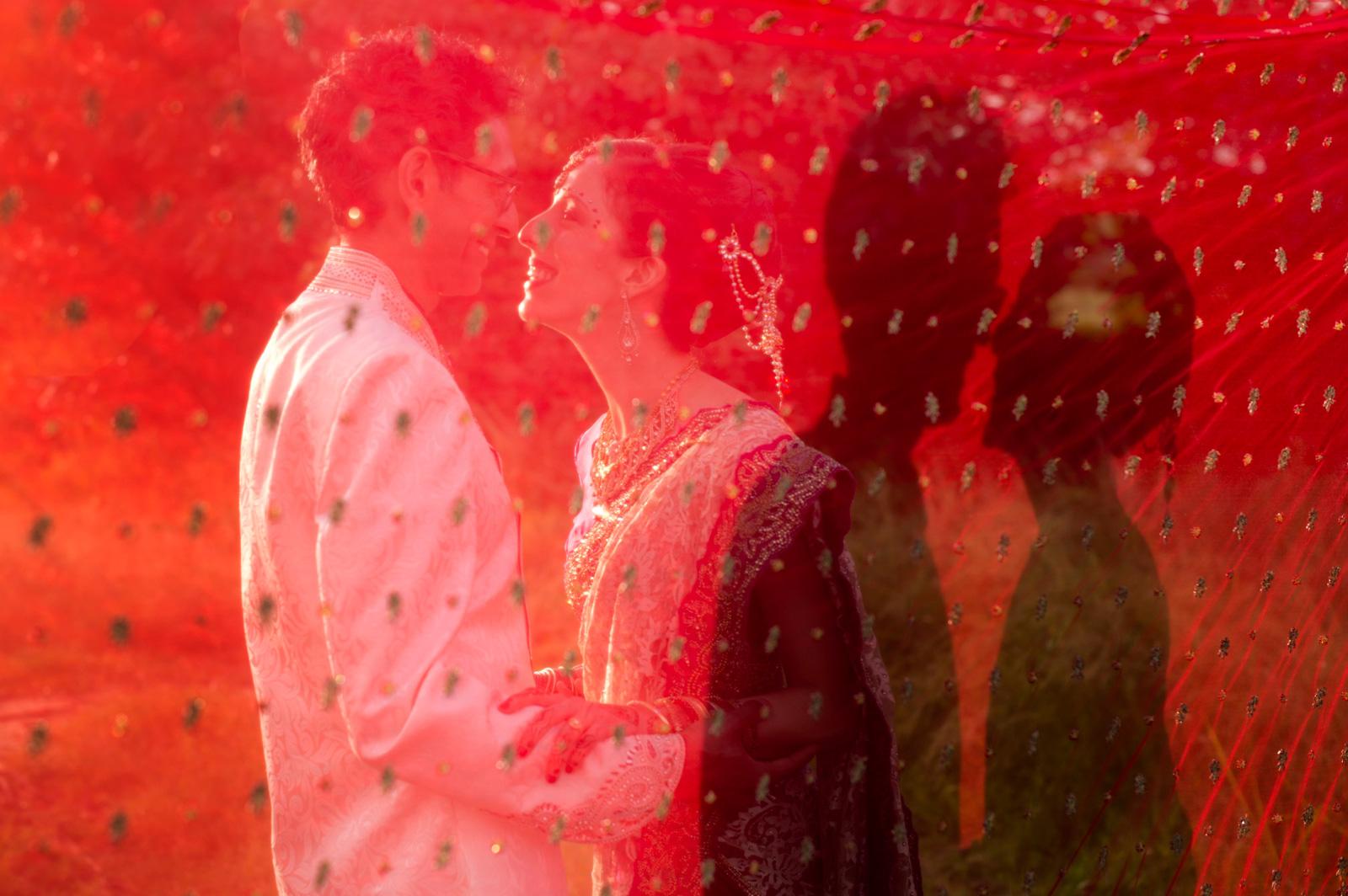 Hindu wedding colour