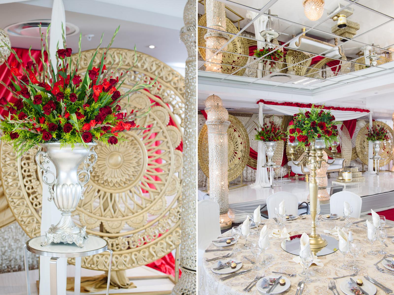 Hindu Wedding Ceremony Decor